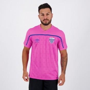 Camisa Umbro Avaí Outubro Rosa 2020