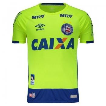 Camisa Umbro Bahia Goleiro 2016 Amarela