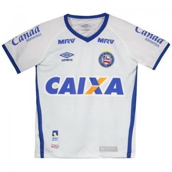 Camisa Umbro Bahia I 2016 Nº10 Juvenil