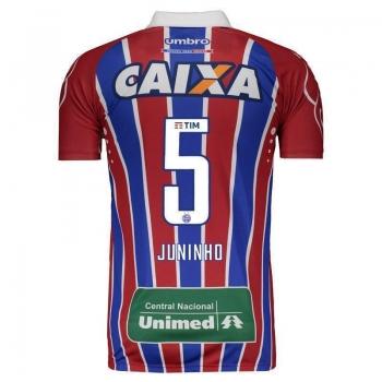 Camisa Umbro Bahia II 2016 5 Juninho