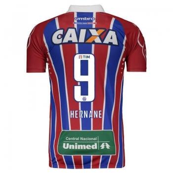 Camisa Umbro Bahia II 2016 9 Hernane