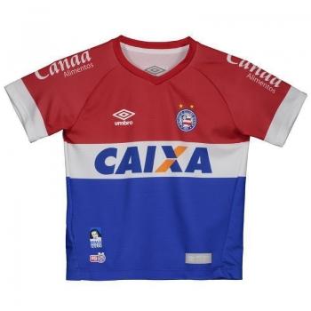 Camisa Umbro Bahia III 2016 Infantil
