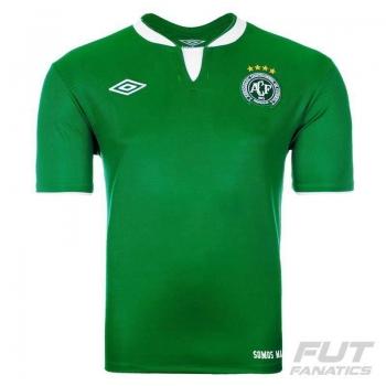 Camisa Umbro Chapecoense I 2013 Juvenil