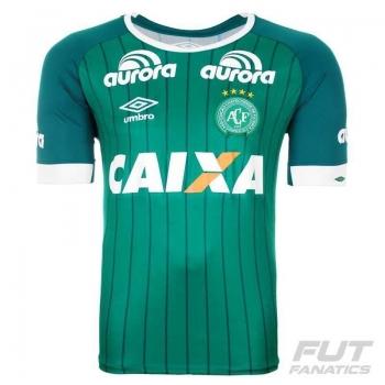 Camisa Umbro Chapecoense I 2015