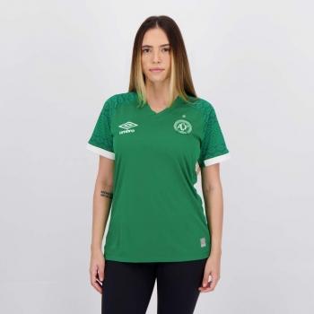 Camisa Umbro Chapecoense I 2021 Feminina