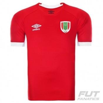 Camisa Umbro Concórdia II 2016 Futsal