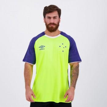 Camisa Umbro Cruzeiro Aquecimento 2018