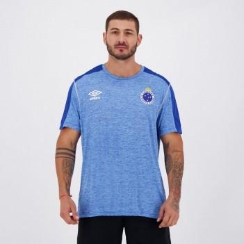 Camisa Umbro Cruzeiro Aquecimento 2019