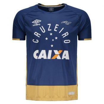 Camisa Umbro Cruzeiro Goleiro 2016 1 Fábio