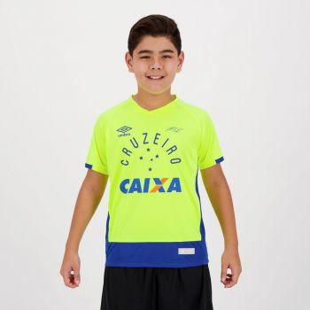 Camisa Umbro Cruzeiro Goleiro 2016 1 Fábio Juvenil