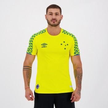 Camisa Umbro Cruzeiro Goleiro 2019