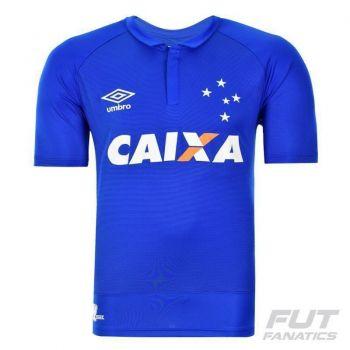 Camisa Umbro Cruzeiro I 2016