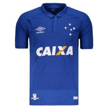 Camisa Umbro Cruzeiro I 2016 Jogador