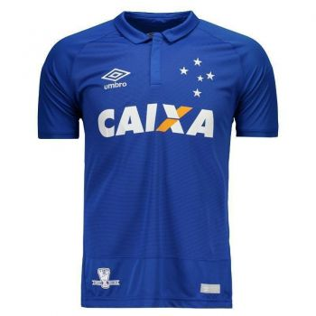 Camisa Umbro Cruzeiro I 2016 N° 10