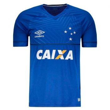 Camisa Umbro Cruzeiro I 2018 Caixa