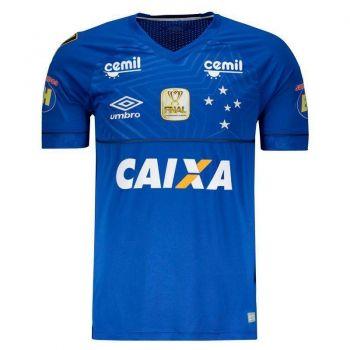 Camisa Umbro Cruzeiro I 2018 Final Copa Do Brasil