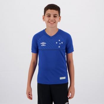 Camisa Umbro Cruzeiro I 2018 Juvenil