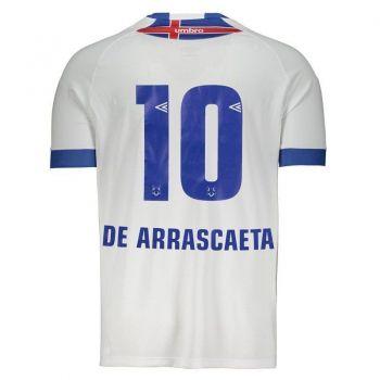 Camisa Umbro Cruzeiro II 2018 Blar Vikingur 10 De Arrascaeta