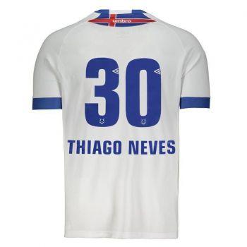 Camisa Umbro Cruzeiro II 2018 Blar Víkingur 30 Thiago Neves
