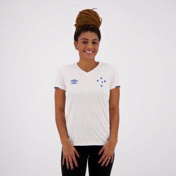 Camisa Umbro Cruzeiro II 2019 Feminina