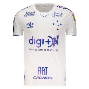 Camisa Umbro Cruzeiro II 2019 Libertadores