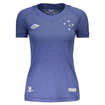 Camisa Umbro Cruzeiro III 2016 Feminina
