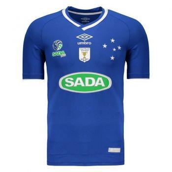 Camisa Umbro Cruzeiro III 2016 Vôlei
