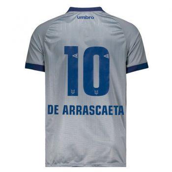 Camisa Umbro Cruzeiro III 2018 10 De Arrascaeta