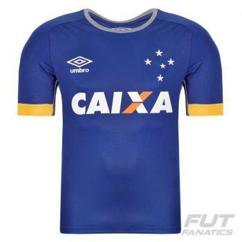 Camisa Umbro Cruzeiro Treino 2016