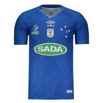 Camisa Umbro Cruzeiro Vôlei III 2017
