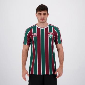 Camisa Umbro Fluminense I 2021