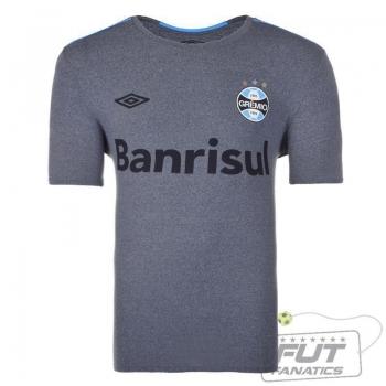 Camisa Umbro Grêmio Aquecimento 2015