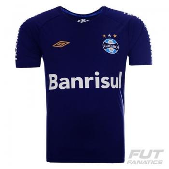 Camisa Umbro Grêmio Goleiro I 2015 Marinho