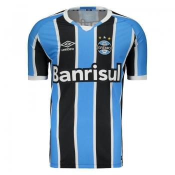 Camisa Umbro Grêmio I 2016 N° 10