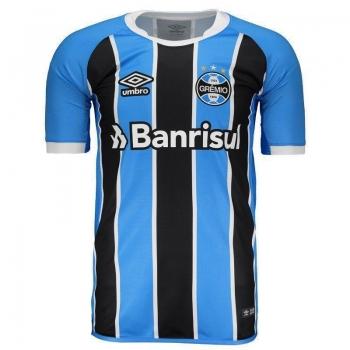 Camisa Umbro Grêmio I 2017 Nº 10