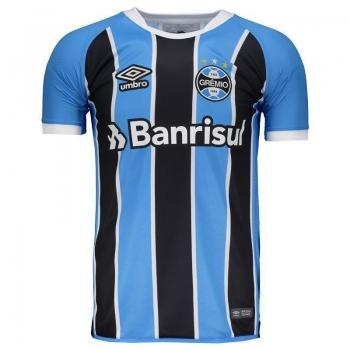 Camisa Umbro Grêmio I 2017 Jogador