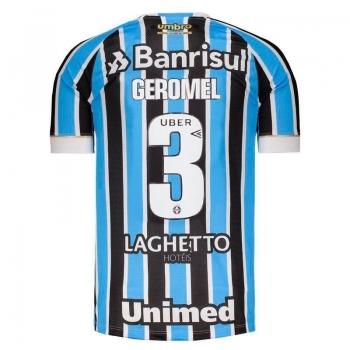 Camisa Umbro Grêmio I 2018 3 Geromel