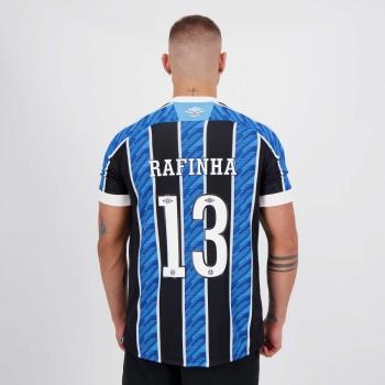 Camisa Umbro Grêmio I 2020 13 Rafinha
