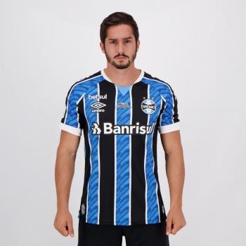 Camisa Umbro Grêmio I 2020 Final Copa do Brasil