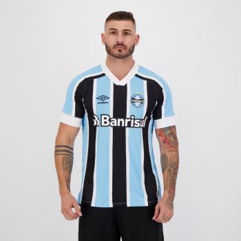 Camisa Umbro Grêmio I 2021