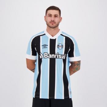 Camisa Umbro Grêmio I 2021 Nº 10