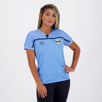 Camisa Umbro Grêmio III 2020 Feminina