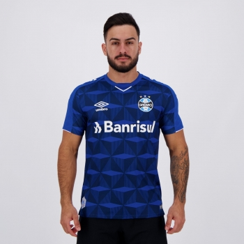 Camisa Umbro Grêmio III 2019 Jogador N°10