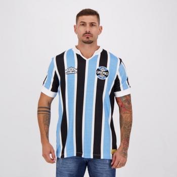 Camisa Umbro Grêmio Retrô I 1981