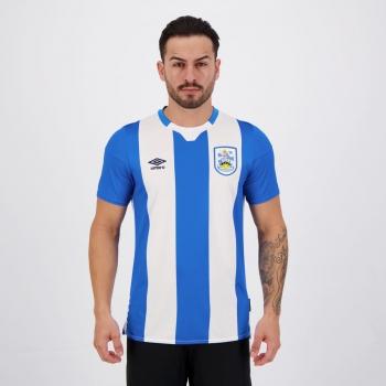 Camisa Umbro Huddersfield Home 2021