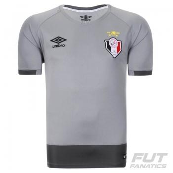 Camisa Umbro Joinville Goleiro 2016  Cinza