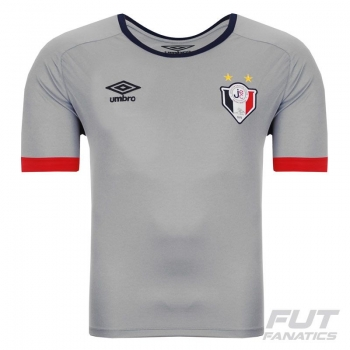Camisa Umbro Joinville Treino 2016 Cinza