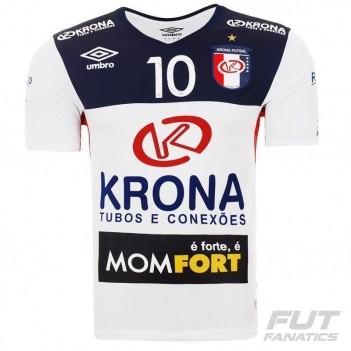 Camisa Umbro Krona I 2015 Nº 10