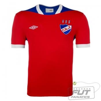 Camisa Umbro Nacional Away 2014