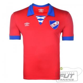Camisa Umbro Nacional Away 2015